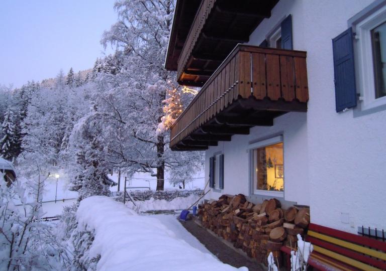 Startseite Haus Winter